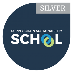 Supply Chain Sustainability School (Silver)